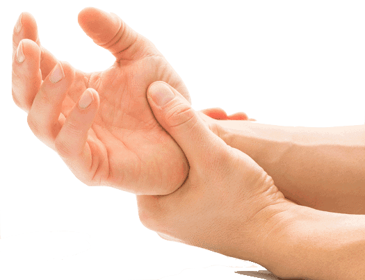 neuropathy pain in hands