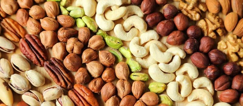 Coenzyme Q10 nuts