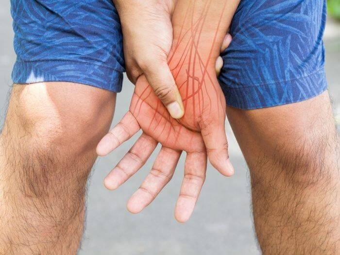 Hand Nerve Pain