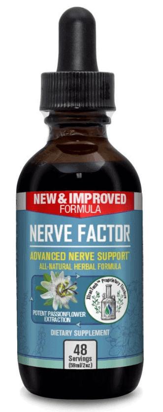 Nerve Factor liquid neuropathy Supplement