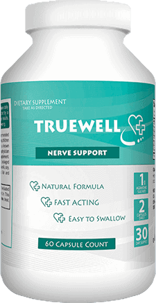 TRUEWELL Nerve Support Supplement