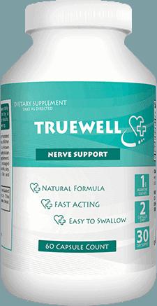 TRUEWELL Nerve Support Supplement