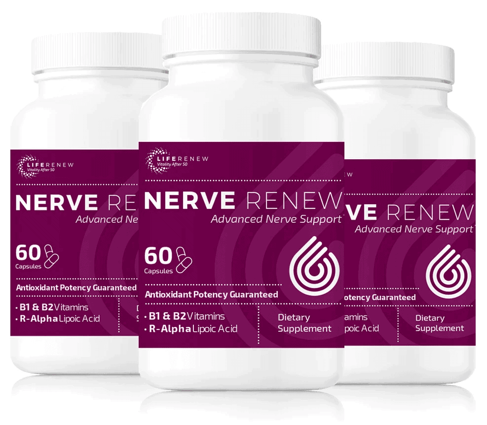 Nerve Renew Advanced Nerve Support is the best supplement for neuropathy and nerve pain in 2020.